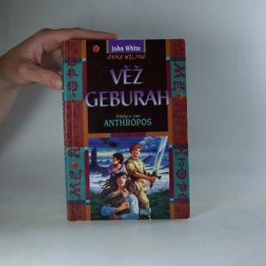 náhled knihy - Věž Geburah: příběhy ze země Anthropos