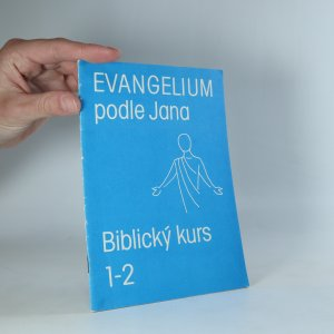 náhled knihy - Evangelium podle Jana. Biblický kurs 1-2