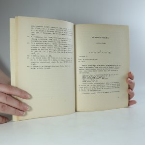 antikvární kniha Biblické studie, 1982