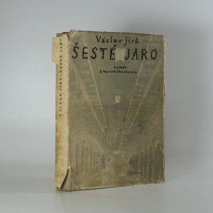 náhled knihy - Šesté jaro. Román z nacistické věznice