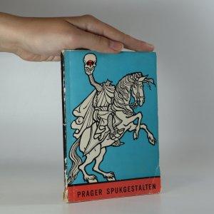 náhled knihy - Prager Spukgestalten