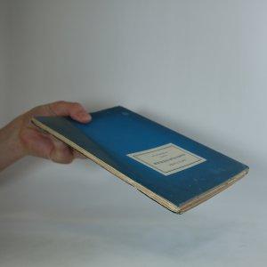 antikvární kniha Slovo nad světlem. Verše in memoriam, 1929