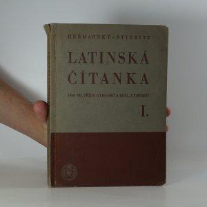 náhled knihy - Latinská čítanka pro VII. třídu gymnasií a reálných gymnasií
