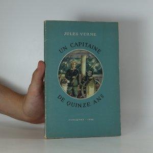 náhled knihy - Un capitaine de quinze ans