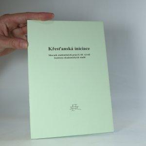 náhled knihy - Křesťanská iniciace