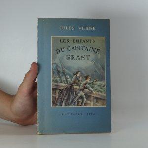 náhled knihy - Les enfants du capitaine grant