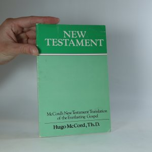 náhled knihy - New Testament