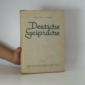 náhled knihy - Deutsche Gespräche