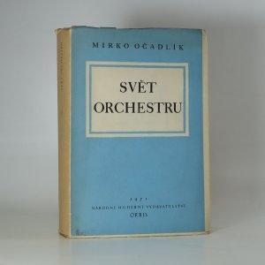 náhled knihy - Svět orchestru