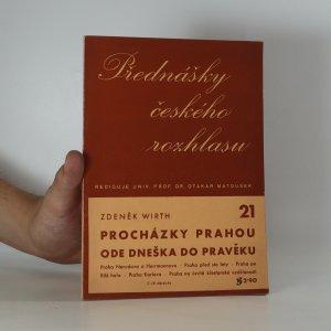 náhled knihy - Procházky Prahou ode dneška do pravěku