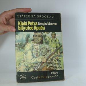 náhled knihy - Klekí Petra bílý otec Apačů