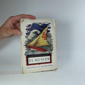 náhled knihy - Za sluncem