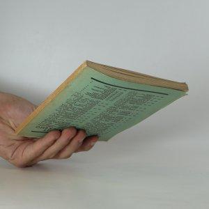 antikvární kniha Armida : Zpěvohra o čtyřech jednáních od Ant. Dvořáka, 1935