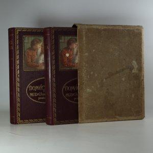 náhled knihy - Domácí lékařka (I. a II. svazek)