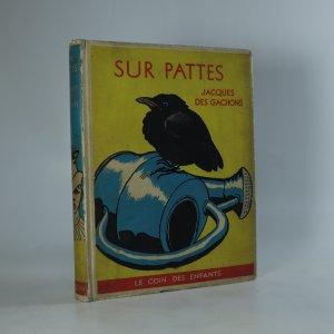 náhled knihy - Sur pattes. Contes sur les petits des bêtes
