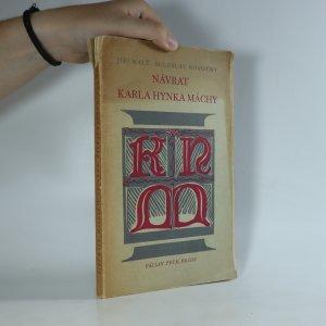 náhled knihy - Návrat Karla Hynka Máchy