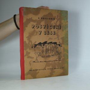 náhled knihy - Posvícení v lese
