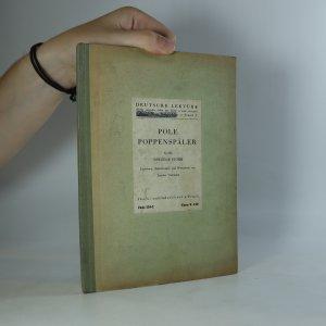 náhled knihy - Pole Poppenspäler