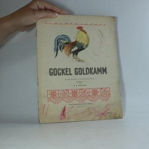 náhled knihy - Gockel Goldkamm (Kohoutek - zlatý hřebínek)