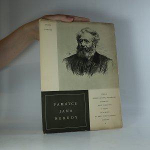 náhled knihy - Památce Jana Nerudy