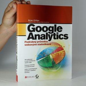náhled knihy - Google Analytics. Podrobný průvodce webovými statistikami