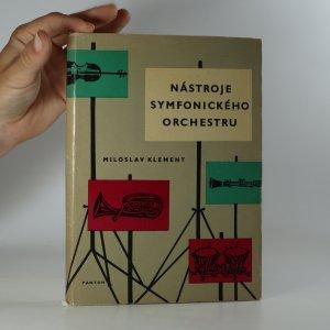 náhled knihy - Nástroje symfonického orchestru