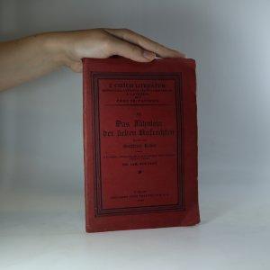 náhled knihy - Das Fähnlein der sieben Aufrechten