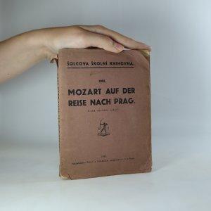 náhled knihy - Mozart auf der Reise nach Prag. Mozartova cesta do Prahy