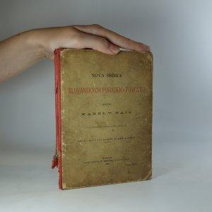 náhled knihy - Nová sbírka Slovanských pohádek a pověstí