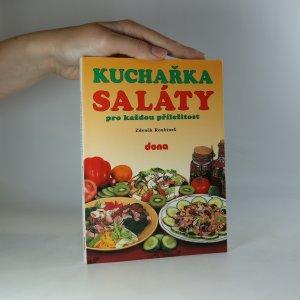 náhled knihy - Kuchařka. Saláty pro každou příležitost