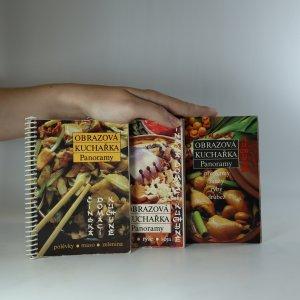 náhled knihy - Obrazová kuchařka Panoramy (I.-III. díl)