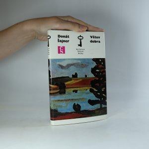 náhled knihy - Větev dobra