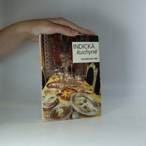 náhled knihy - Indická kuchyně