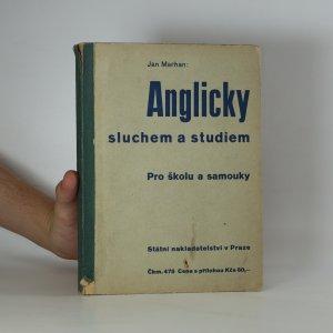 náhled knihy - Anglicky sluchem a studiem pro školu a samouky