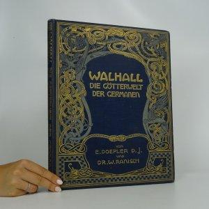 náhled knihy - Walhall. Die Götterwelt der Germanen.