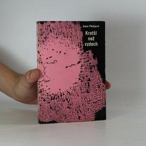 náhled knihy - Kratší než vzdech