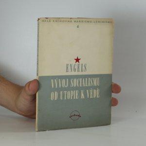 náhled knihy - Vývoj socialismu od utopie k vědě