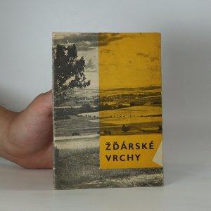 náhled knihy - Žďárské vrchy