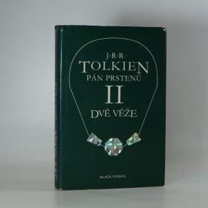 náhled knihy - Pán prstenů II : Dvě věže