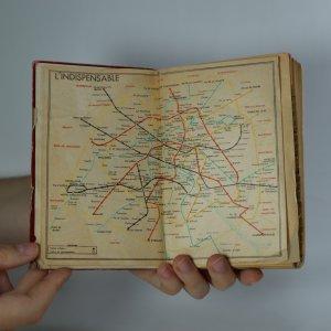 antikvární kniha Répertoire des rues, avec indication de la plus proche station du Métro, neuveden