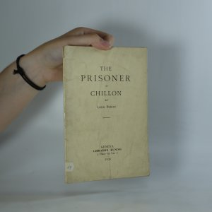 náhled knihy - The Prisoner of Chillon