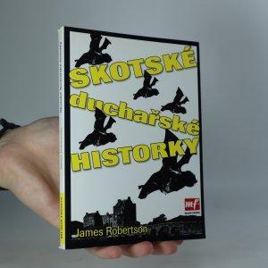 náhled knihy - Skotské duchařské historky