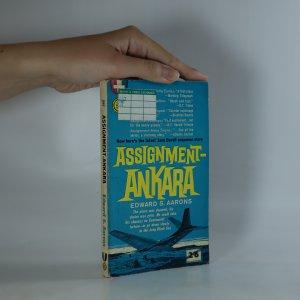 náhled knihy - Assignment - Ankara