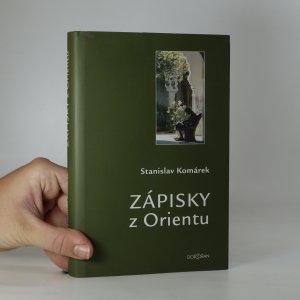náhled knihy - Zápisky z Orientu