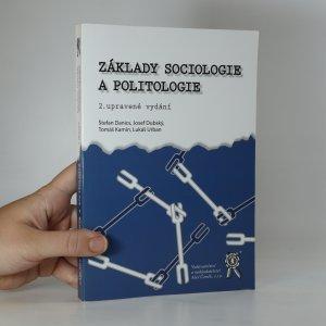 náhled knihy - Základy sociologie a politologie
