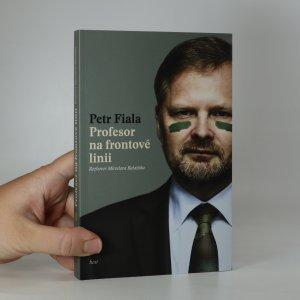 náhled knihy - Profesor na frontové linii