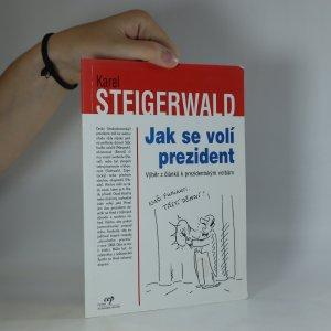 náhled knihy - Jak se volí prezident