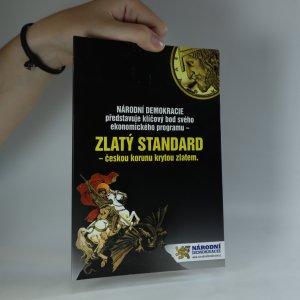 náhled knihy - Zlatý standard. Česká koruna krytá zlatem