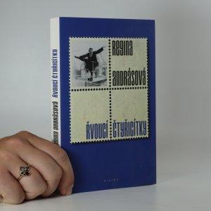 náhled knihy - Řvoucí čtyřicítky