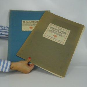náhled knihy - Atlas souhvězdí severní oblohy (1. a 2. díl)